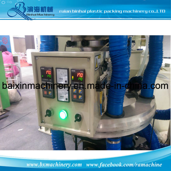 Rotary Head PE Film Blowing Machine pictures & photos