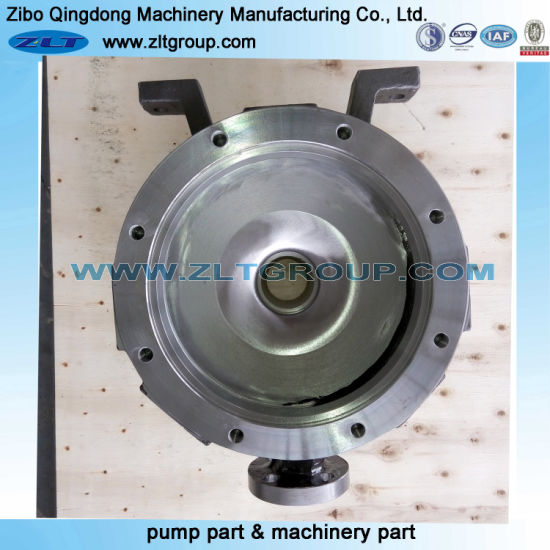 Sand Casting Customized ANSI Process Chemical Pump Spare Parts Pump Casing in Stainless/Carbon Steel CD4/316ss/Titanium