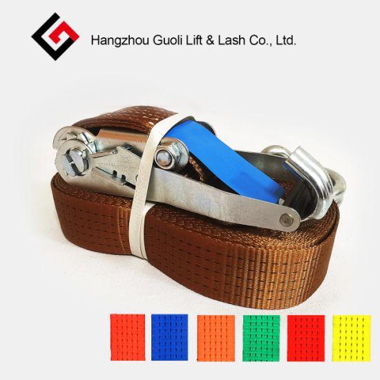 Tie Down Ratchet Strap /& Hooks I 9m Long