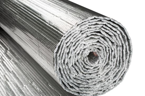 Single Bubble Aluminum Foil Heat Insulation