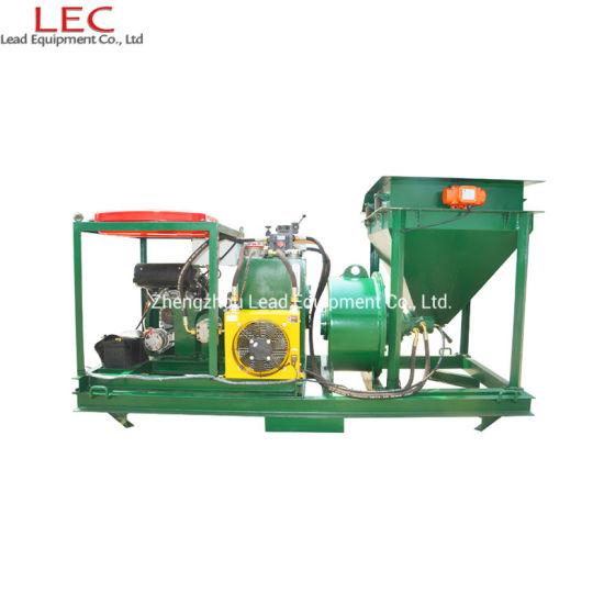 Factory Direct Lightweight Wet Shotcrete Pump Machine Price