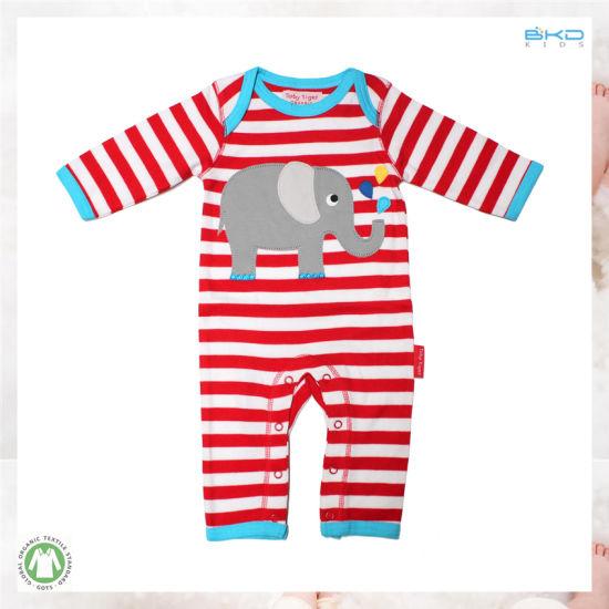 Long Sleeve Baby Garment OEM Toddler Romper