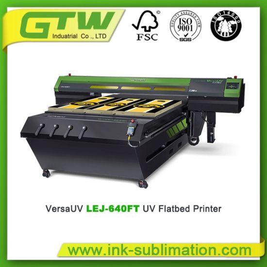 Large Format Roland Lej 640FT UV Flatbed Printer For Digital Printing