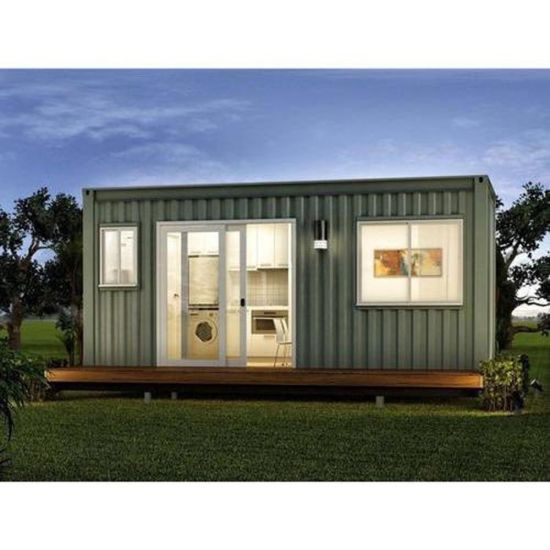 Well Designed Prefabricated Shipping Container Modular Hotel House
