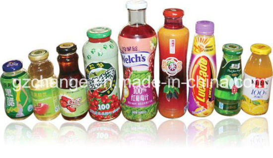 Automatic Drinking Water Pet Bottles Labeling Machine pictures & photos