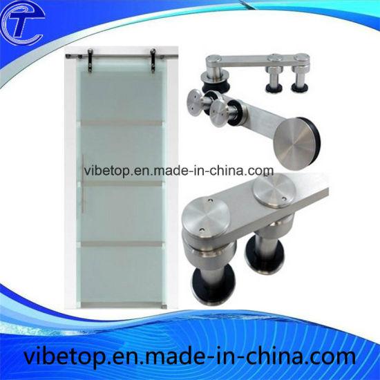 Modern European Style Sliding Glass Shower Door Hardware