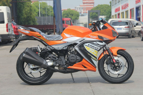 150cc 200cc Racing Bike Motorcycle with Beautiful Eyes pictures & photos