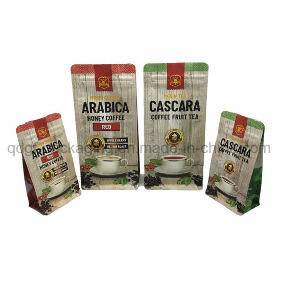 Brilliant Square Bottom Arabica Coffee Packaging Bag Food Bag With Zip Lock Frankydiablos Diy Chair Ideas Frankydiabloscom