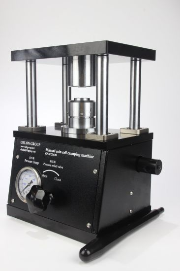 Coin Cell Crimping Machine for Cr20xx Series Coin Cell Laboratory Machine