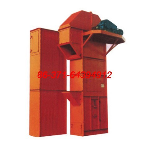 High Quality Vertical Bucket Elevator for Different Materials pictures & photos