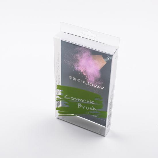 Wholesale Custom Folding Clear Acetate PVC Plastic Box