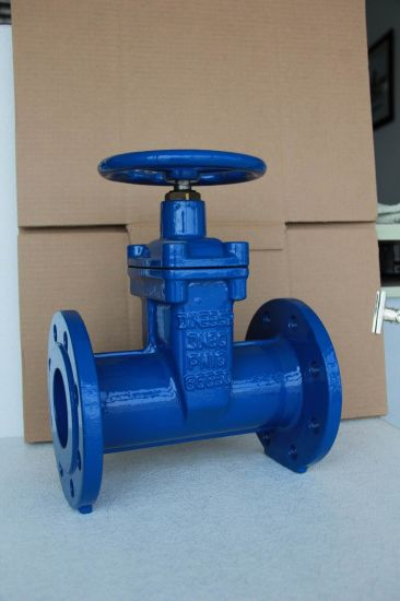 DIN3352 F5 Ductile Iron Resilient Seated Gate Valve