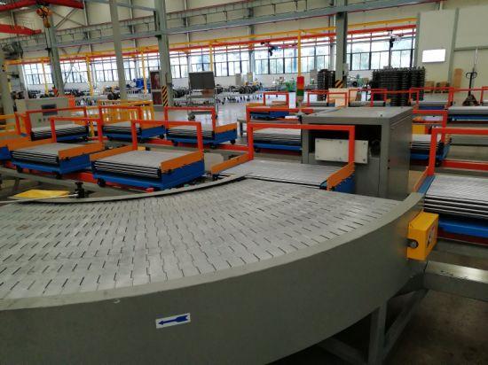Factory Plate Chain Conveyor Belt, Plastic Steel Conveyor Chain