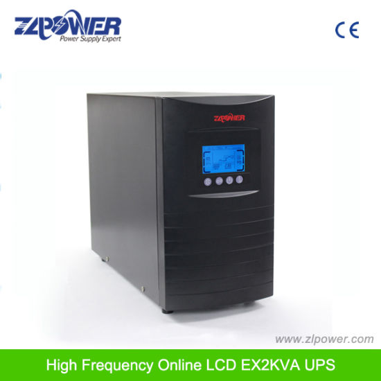 UPS Model, Unique UPS, High Frequency LCD UPS (1K-3kVA) pictures & photos