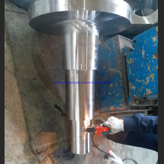 Manufacturing OEM High Precision Hot Forging Parts