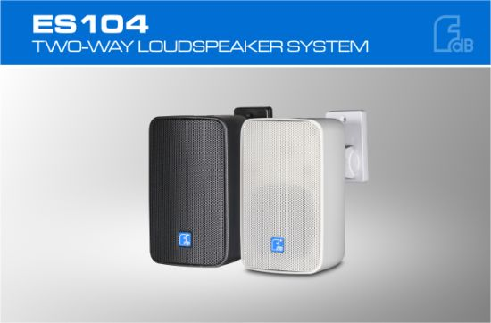 4′′ Waterproof Installation Professional Speaker with 100V Transformer, IP46 pictures & photos
