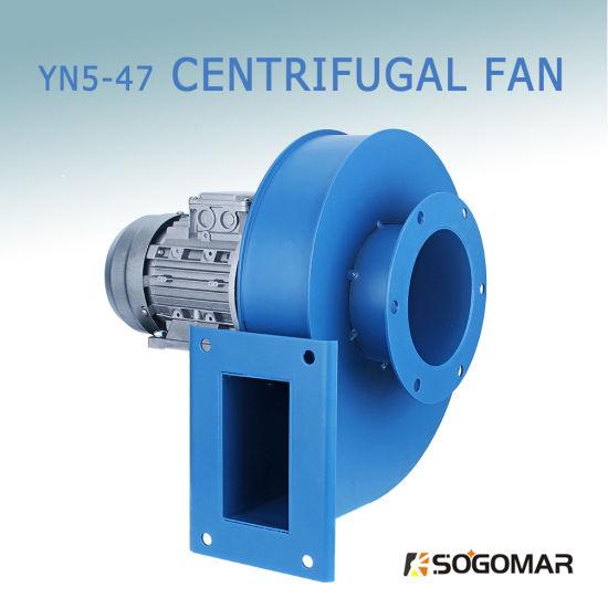 (YN5-47) High Efficiency Exhaust Ventilation Fan for Industry with Low Noise