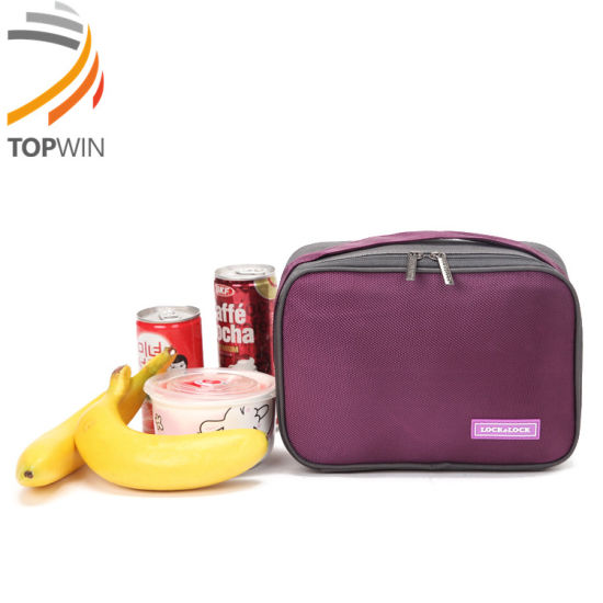 Custom Waterproof Disposable Insulated Lunch Bag