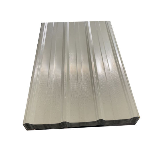 Building Material 1100 3003 Cold Rolled Aluminium Trapezoid Corrugated Aluminum Roofing Sheet