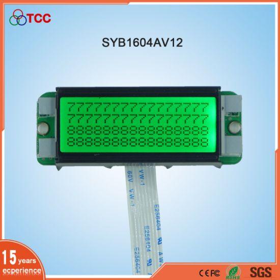 [Hot Item] Custom 16X4 Character 8pin Display I2c Module 16*4 Monochrome  LCD Display