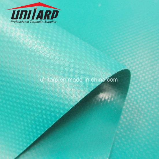China Heavy Duty Polyester PVC Vinyl Fabric Tarps Tarpaulin