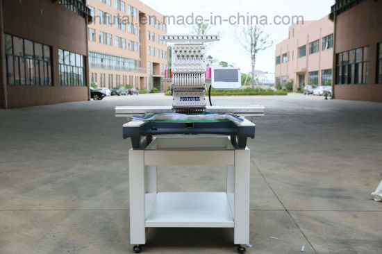 Single Head Embroidery Machine for Finished Garment