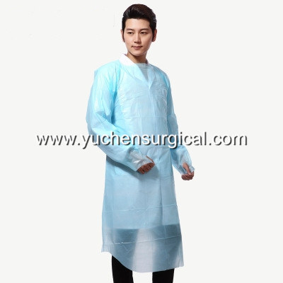 Standard Thumb Loop CPE Gowns
