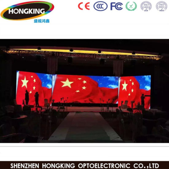 Shenzhen Factory HD P2.5 P3 P3.91 Nationstar LED Lamp High Refresh Indoor LED Display