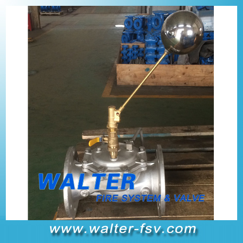 Mechanical Ball Float Water Level Exhaust Manual Directional Control Valve pictures & photos