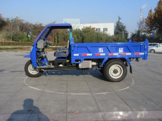 New Diesel Right Hand Drive Three Wheel Truck for Sale pictures & photos