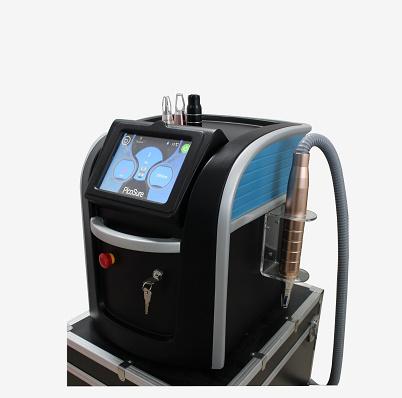 Q Switch Laser YAG Laser Tattoo Removal Laser Skin Whitening Carbon Peeling Beauty Machine
