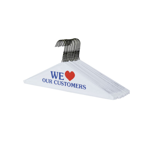 Image result for caped hangers love customer
