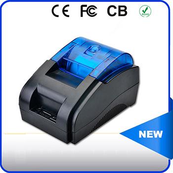 Mini Bluetooth 58mm/2inch Thermal Receipt Printer