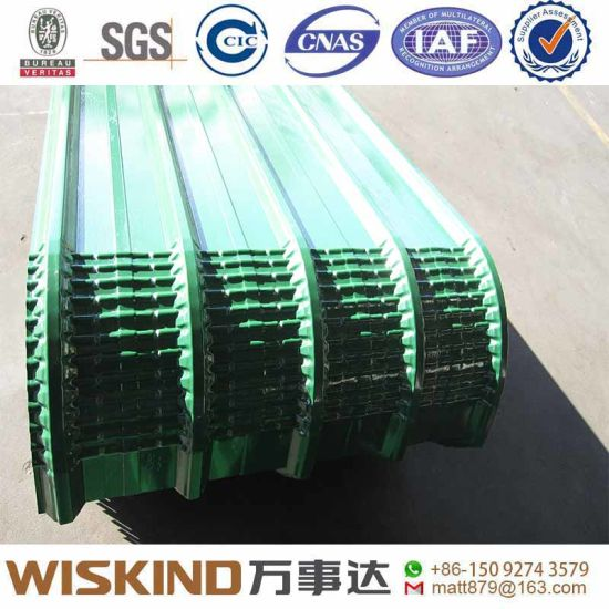 Color Steel/ Hot Dipped Galvanized Corrugated Roofing Sheet