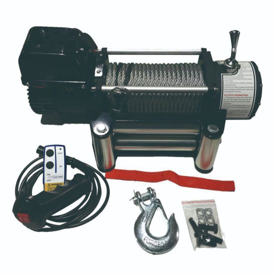 Wholesale 12000lbs 12V 4X4 ATV/UTV/Car off-Road Electric Car Winch