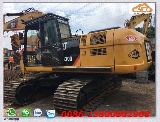 Used Caterpillar 330d Hydraulic Crawler Excavator for Sale