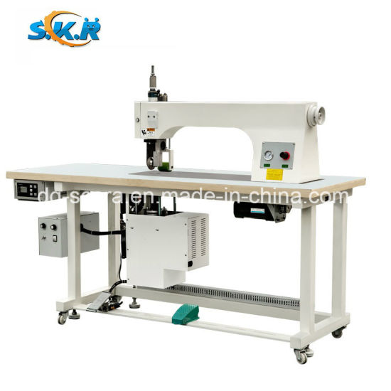 Car Cover Making Equipment Ultrasonic Lace Sewing Machine