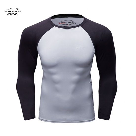 Cody Lundin OEM Cotton Polo Man Short/Long Sleeve Sport Printed Custom Printing T Shirt