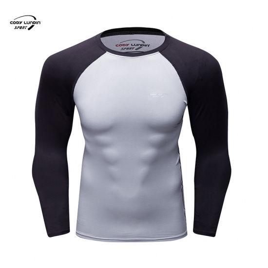 Cody Lundin OEM Sports Wear Cotton Polo T Shirt Gym Wear Man Short/Long Sleeve Sport Printed Custom Printing T Shirt T Shirts