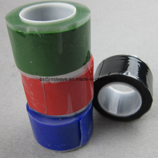 High Temperature Resistant Silicone Firesleeve Tape
