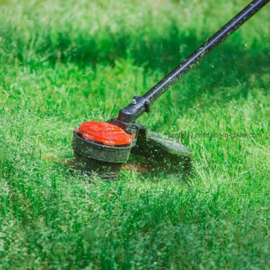 New Model Li-ion Battery Electric Cordless Grass Trimmer/Brush Cutter/Lawn Mower
