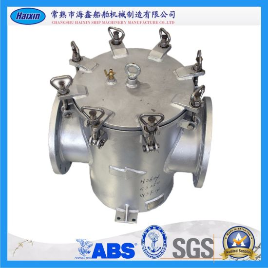 Marine Equipment Sea Water Filter Used in Marine and Ship