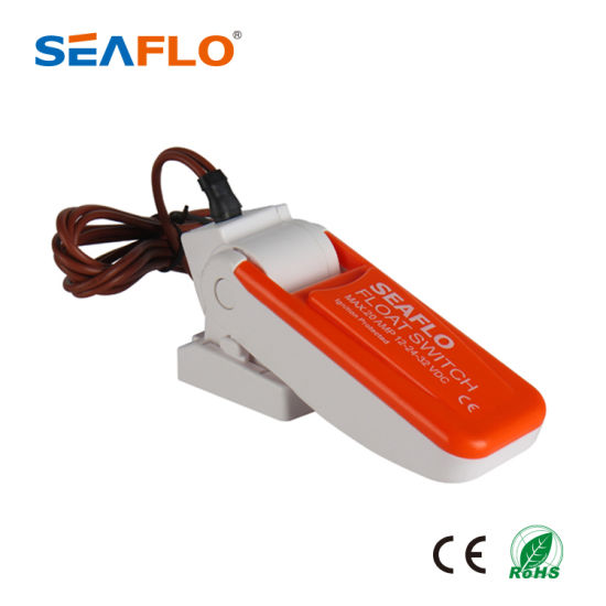 China Seaflo 12V Mini Electric Water Pump Float Switch - China Float on