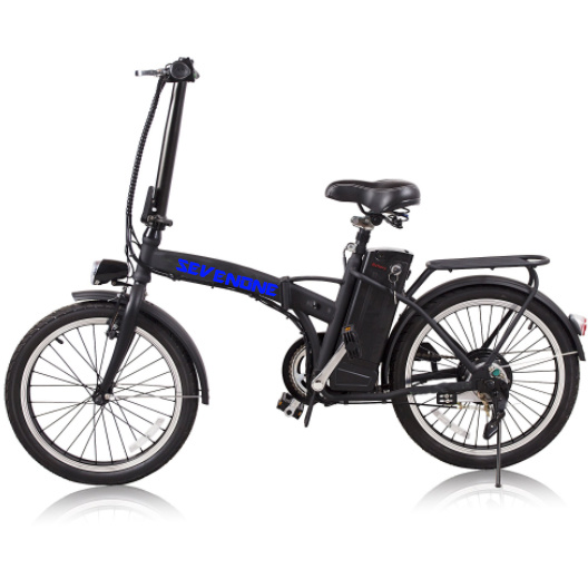 36V 500W Foldable Electric Bike Hub Motor with Hidden Lithium Battery pictures & photos