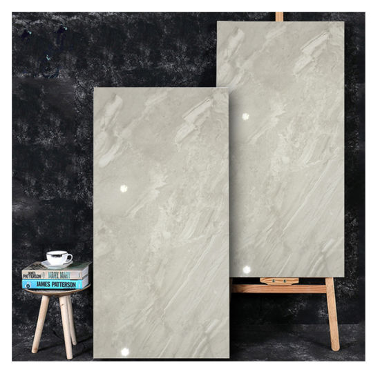 Bathroom City Glasgow Marble Texture Ceramic Tiles 600X1200