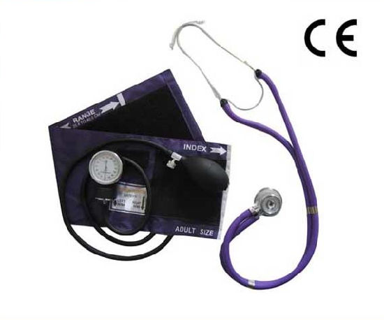 Rappaport Aneroid Sphygmomanometer Kit with Stethoscope