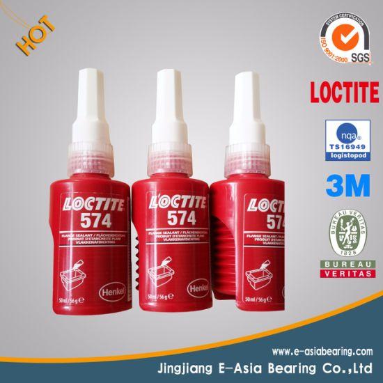 Loctite 263, 272, 204 Loctite 577, Loctite 567, Loctite 326, 401, 406, 414,  415, 495, 510, 515, 518, , 587, 207, 638, 648, 680 Adhesives