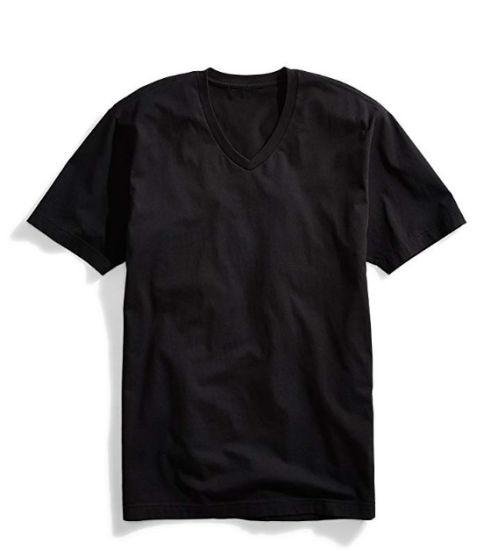 Good Quality Merino Wool Men Short Sleeve T Shirt