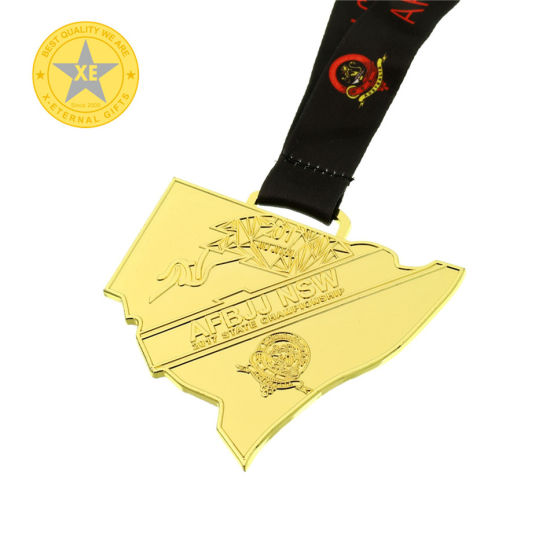 Hot Sale Synthetic Enamel Metal Medal pictures & photos