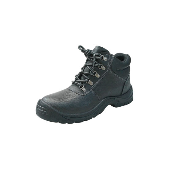 Mens Steel Toe Cap Safety Work Boots Shoes with Steel Midsoles pictures & photos